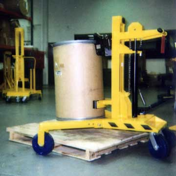 Ergomatic 1000 with large wheels Image