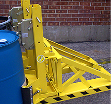 Forklift Mounted Drum Handlers
