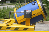 Customized Fork Mounted Drum Handlers
